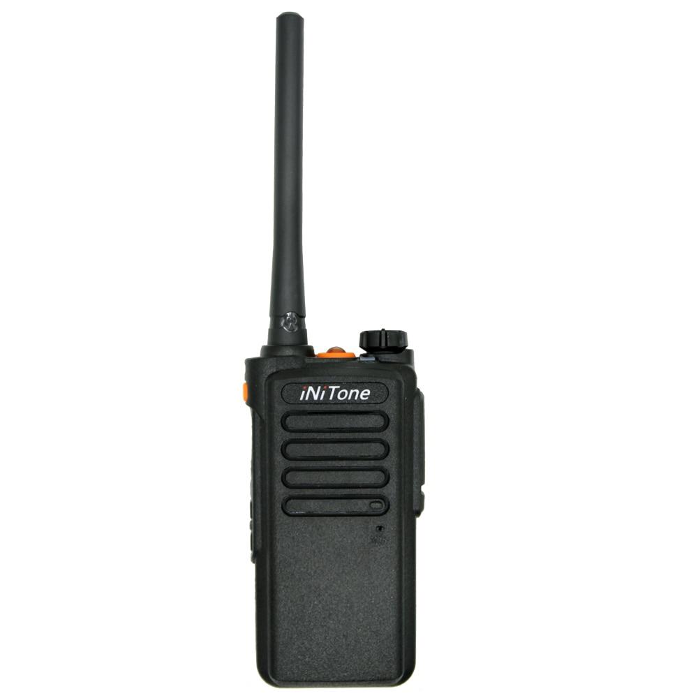 Tweewegs radio iNiTone HT-165 5W 16CH UHF 400-470MHz Handheld draagbare CB-ham Radio FM-transceiver walkie-talkie
