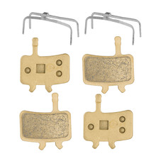 CHOOSE Full-Metal Disc Brake Pads For AVID BB7 Juicy 3 5 7 PROMAX DSK Brake Pads Bike Parts 4 Pairs все цены
