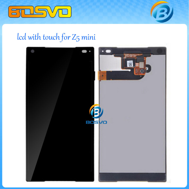 Подробнее о 10pcs free DHL EMS shipping LCD Display Touch Screen with Digitizer Assembly For Sony for Xperia Z5 Compact mini E5803 E5823 wholesale black and white lcd screen display and touch screen digitizer assembly for sony for xperia m5 free dhl ems shipping