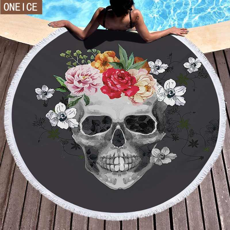 Bedding Sockets Hipster Plants Tassel Tapestry Cartoon Round Beach Towel Animal Bikini Set Toalla Sun Bed Cover Yoga Mat