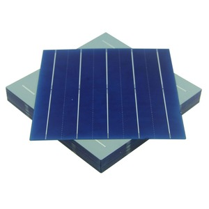 Image 3 - 40 Pcs 4.5W 18.4% Efficiency Polycrystalline Silicon Solar Cell Elements 156 x 156MM For Sale