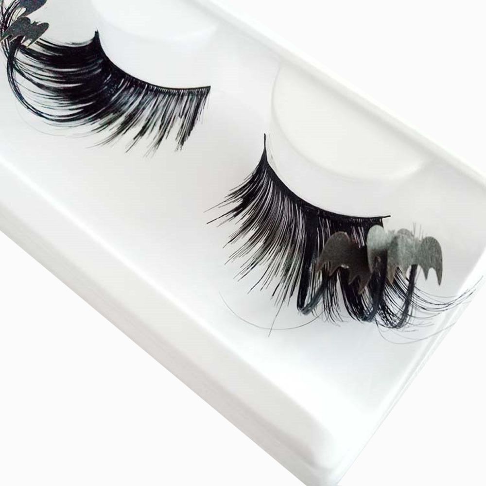 2017 New False Eyelashes 1 Pair Women S Halloween Party Makeup Art