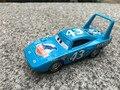 Película del coche de pixar 1:55 metal diecast cars no. 43 racer juguete rey nueva loose