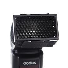 Godox hc-01 rejilla tipo panal filtro para canon nikon pentax yongnuo godox speedlite photo studio accesorios