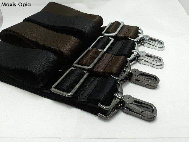 76af5d2624d Nylon Bag Strap For Men Bags Strong Shoulder Strap Men Briefcase Laptop Bag  Belt Length Bag Accessory Thickness Purse Strap