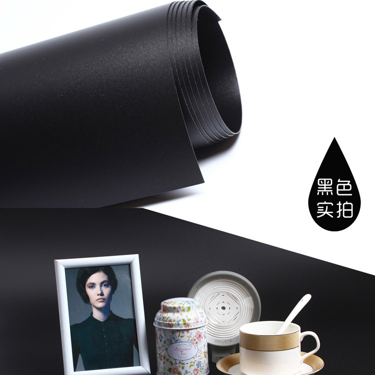 70 x 140cm Black PVC Material Backgrounds Backdrop Anti-wrinkle for Photo Studio Photography Background 50 50cm black matte pvc background for jewelry rings photo backdrop for jewelry mini items