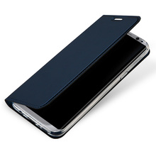 Luxury Leather Flip Case for Samsung