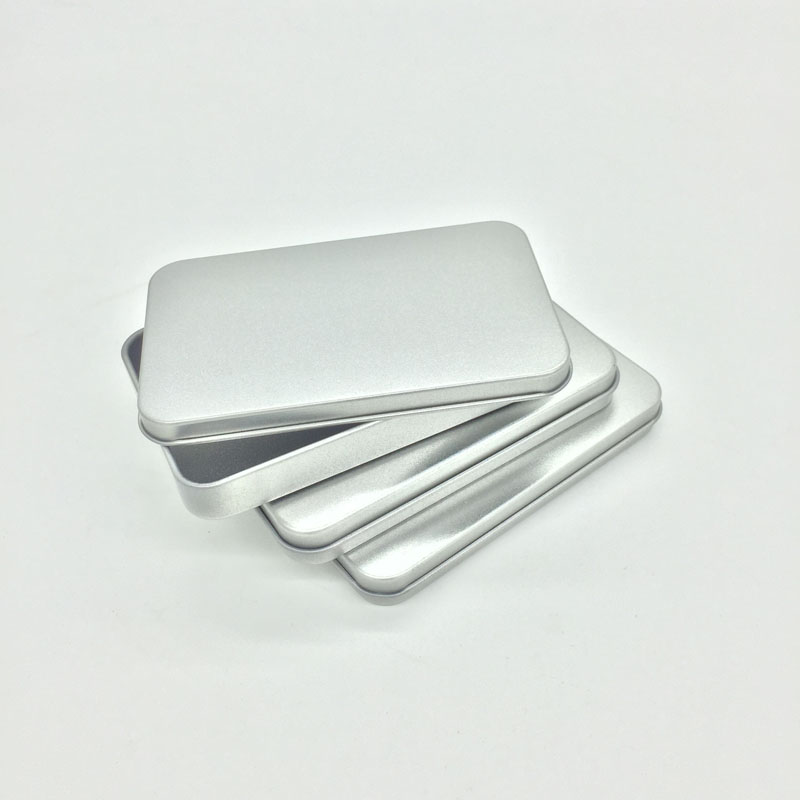 Size:106*64*13mm gift card tin box/name card metal case/cosmetic box/cigaratte tin case/candy mint tin box