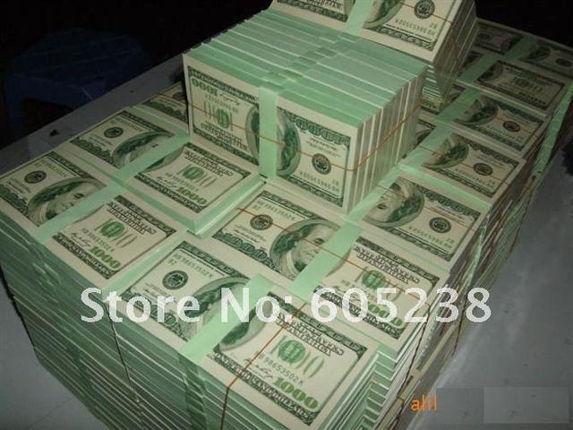 EMS Free shipping Wholesale 100 Pieces $100 Bill 6.5-inch Dollar Memo Dollar Notepad Writing Pad (100 sheet)