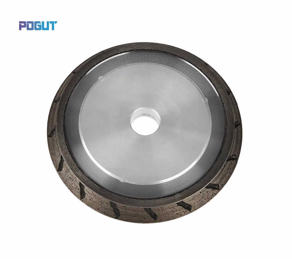 HIGH QUALITY POGUT OG Diamond Grinding Wheel 100*22*10, 12, 15mm, Segmented Glass Grinding Wheel