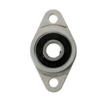 MTGATHER 8mm Bearing Zinc Alloy Miniature Bearing Pedestal KFL08 Flange Pillow Block Bearing diy cnc parts