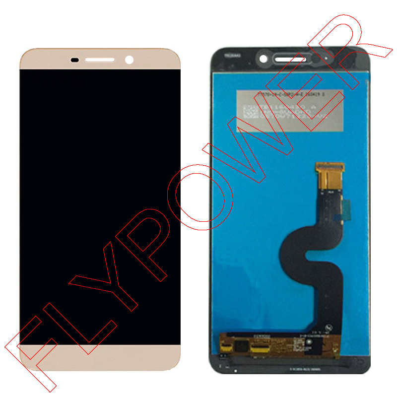 100% Warranty gold color LCD screen display with touch screen panel digitizer For Letv Le max 2 x820 by free shipping lcd screen display touch panel digitizer with frame for htc one m9 black or silver or gold free shipping