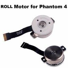 Gimbal Roll Motor for DJI Phantom 4 PRO Drone P4P P4 Repair Parts Camera Repair Replacement Accessory Spare Parts