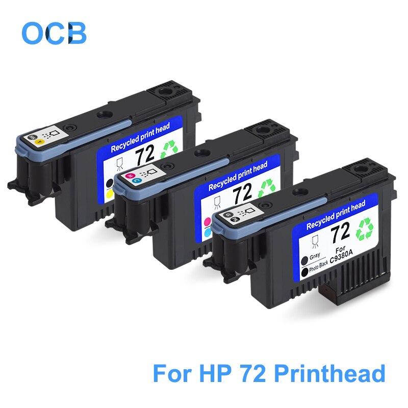 Für HP 72 Druckkopf C9380A C9383A C9384A Druckkopf Für HP Designjet T610 T620 T770 T790 T795 T1100 T1120 T1200 t1300 T2300