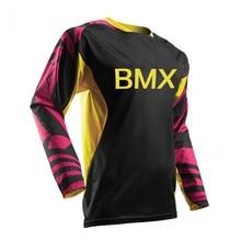цена на 2019 Motocross jersey Element mtb jersey Orange MX Off Road Atv Track downhill jersey Racing s brand new Ropa Custom 5XL