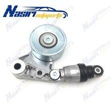 Натяжитель ремня вентилятора привода двигателя для Nissan Patrol GU Y61 GR II Wagon Y61 Navara D22 ZD30 Turbo дизель 3.0L OD 85 мм