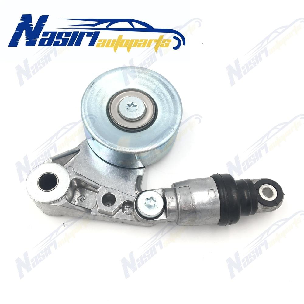 Натяжной ремень вентилятора двигателя для Nissan Patrol GU Y61 GR II Wagon Y61 Navara D22 ZD30 Turbo дизельный 3,0l OD 85 мм|tension|tension belt  | АлиЭкспресс
