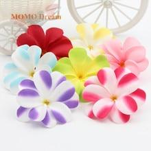 1 PCS (7 cm) artificial multicolor flower heads