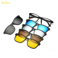 oculos Female Silver Mirrored Myopia Sunglasses Black G ray Polarized Blue Reflective Eyewear Yellow Brown Night Vision Glasses