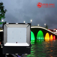 3 Years Warranty Streamline Design Classical Aesthetics 200w Led Flood Light