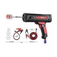 Screw Extractor 12V/110V/220V Induction Heater Bolt Heat Disassembler LED Light Flameless Screw Quick Remover Automotive Tools