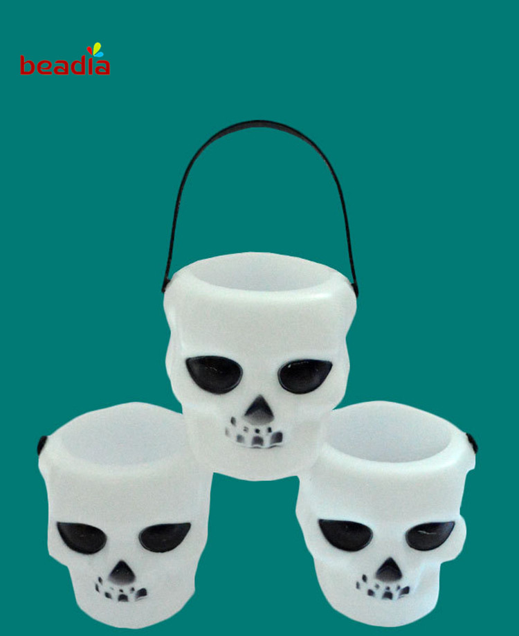 halloween decor black//white candy kettles witch cauldron party hanging props RDR