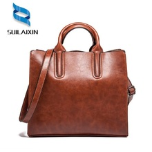 High Quality Women Designer PU Leather Handbags Casual Vintage Large Tote Bags Ladies boho Shoulder Bag Bolas Mujer