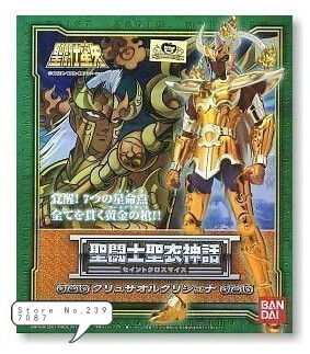 Saint Cloth bandai Myth Cru Orr support Krishna From Saint Seiya Actio Figure Super Hero