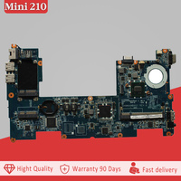 YTAI N450 processor for HP Mini 210 Laptop Motherboard with N450 CPU DDR3 598011 001 DANM6AMB6G1 REV:G Mainboard fully tested