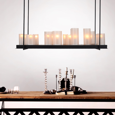 kevin reilly lighting candle pendant lighting