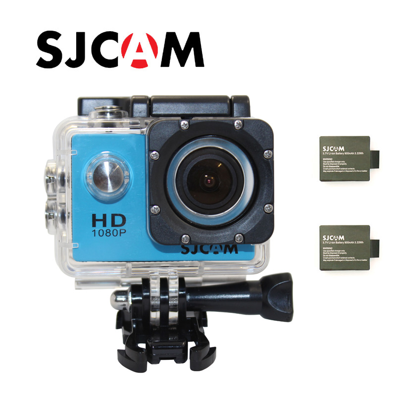Free shipping!!Original SJCAM SJ4000 HD Sport Action Camera Diving 30M Waterproof Cam+Extra 1pcs battery free shipping original sjcam sj4000 diving 30m waterproof sport action camera battery charger extra 1pcs battery the monopod