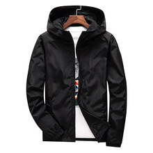 AYUNSUE Mens Jackets And Coats Thin Spring Gray Bomber Jackets Men Homme Outwear
