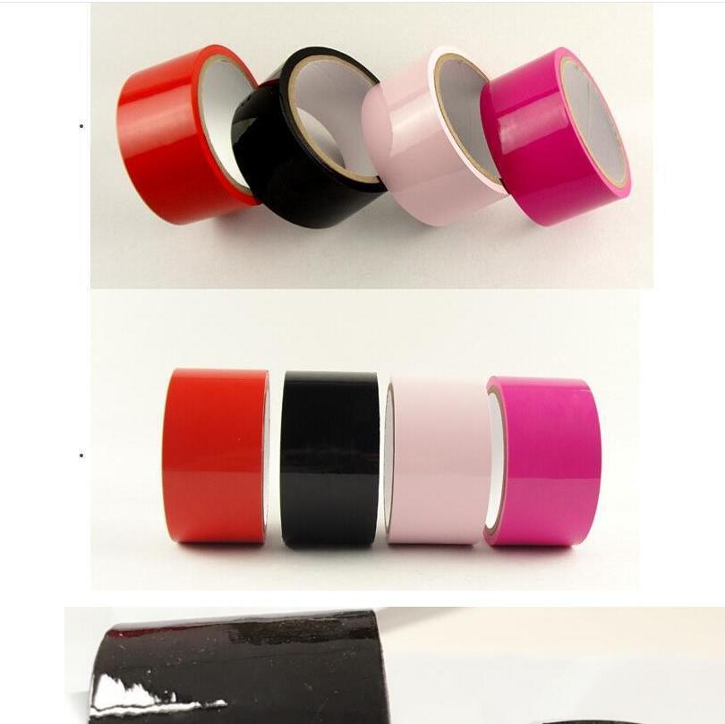 Alternative toys adult tape 10 Quintal fita Eletrostatica brinquedos do sexo para homens sexo bdsm tape Bound tied Sex toys