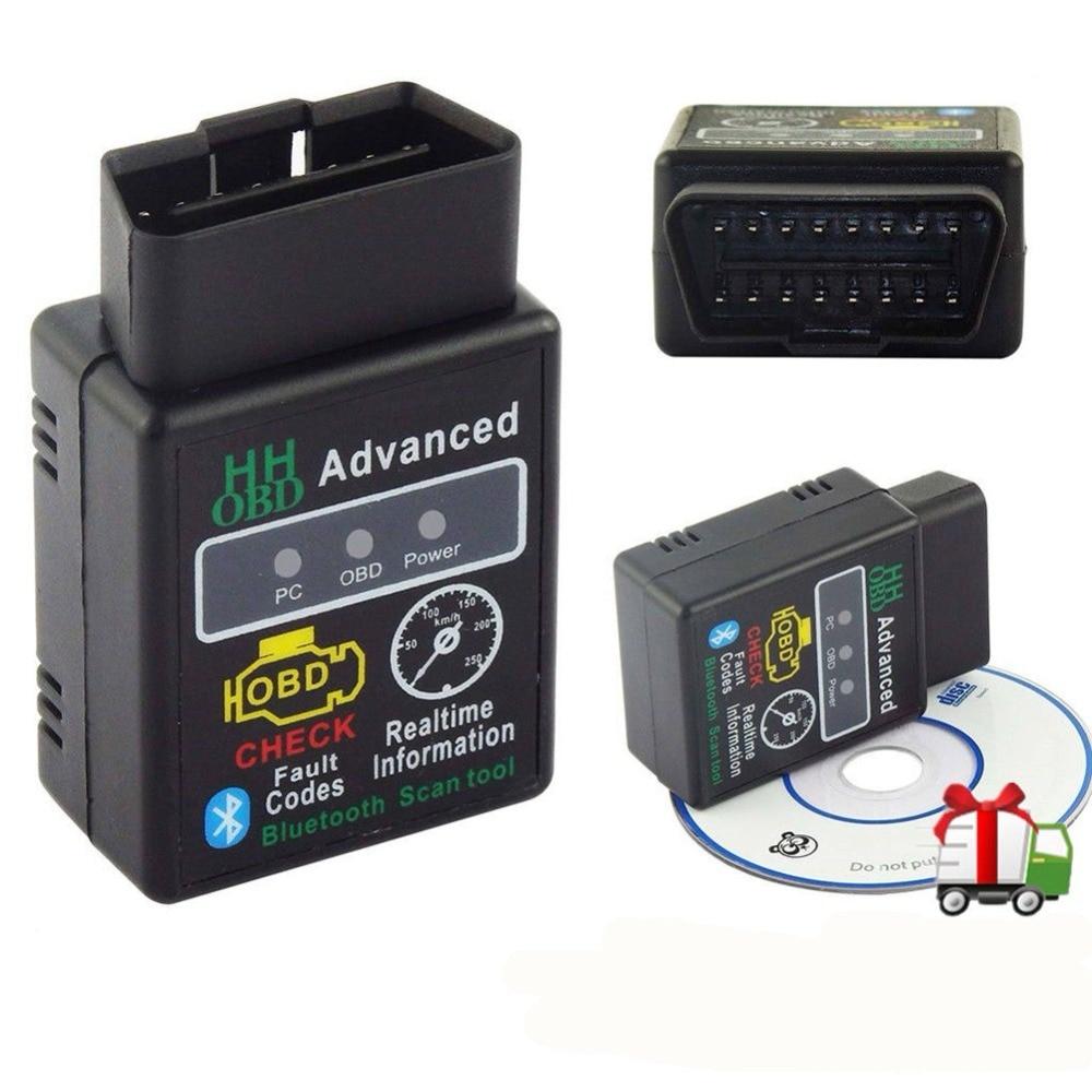 Rover MG OBD2 Car Diagnostic Code Reader ELM 327 USB Fault Scanner OBD