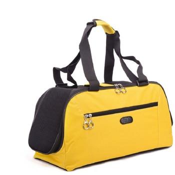 5kg Pet Sale Pet Dog Carrier Bag Size S/L Cat Puppy Portable Travel Carrier Tote Bag Handbag Crates Kennel Luggage