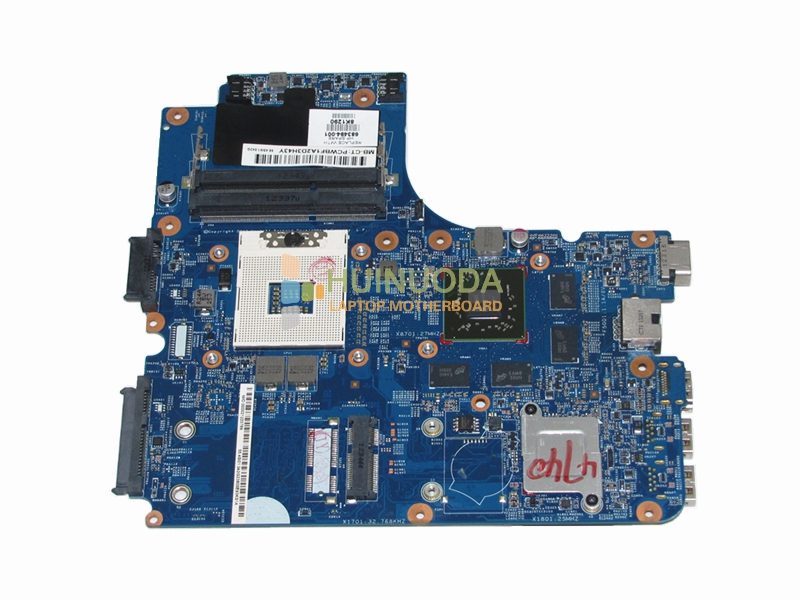 NOKOTION 683494-001 Laptop motherboard for HP ProBook 4440s 4441s 4540s 4740s DDR3 HD4000+ATI HD graphics 683493-001 Main board все цены