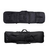 Military Tactical Gun Bag Shoulder Holster Outdoor Airsoft Hunting Rifle Gun Carry Case 94cm Nylon Holster Shoulder Bag