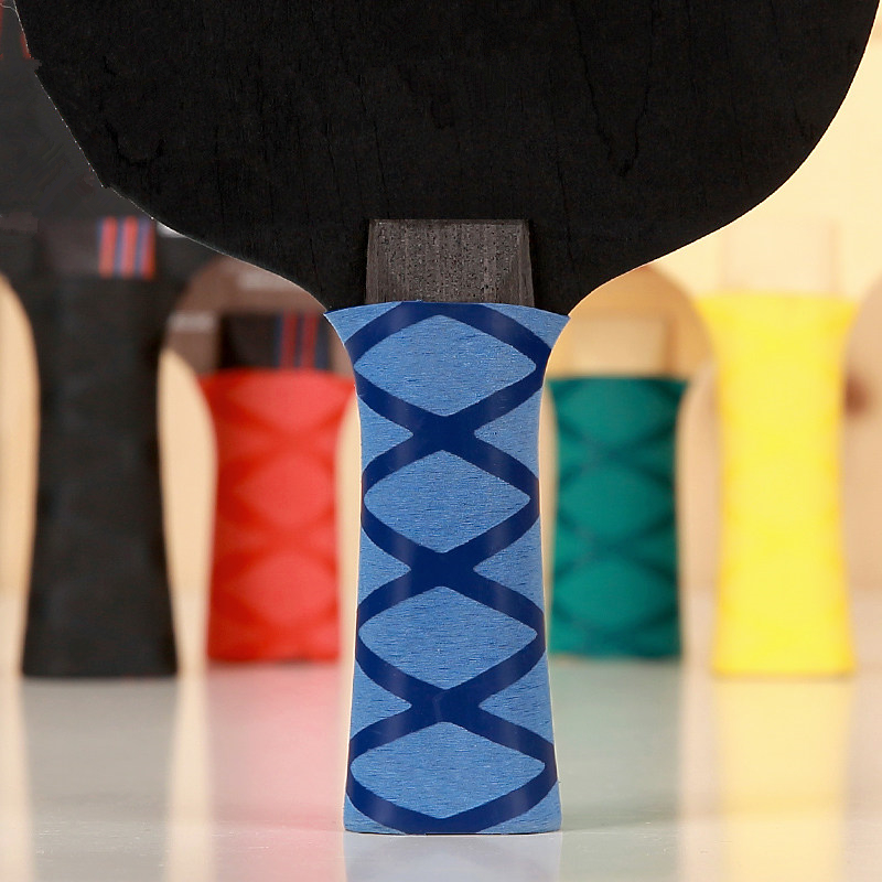 2pcs/lot Table Tennis Rackets For Overgrip Handle Tape Heat-shrinkable Material Ping Pong Set Bat Grips Sweatband Accessories