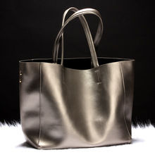 Luxury Genuine Celebrity Real Leather Women Crossbody Shoulder Bag Fashion Brand Designer Cowhide Casual Tote Bag Top-Handle Bag