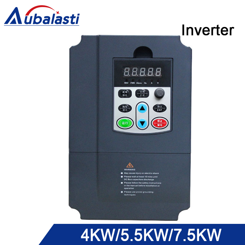 aubalasti Inverter 4kw 5.5kw 7.5kw Frequency Converter 3HP 380V utput 9a 13a 17a 400 Hz use for CNC machine my first emotions develop your child s emotional intelligence