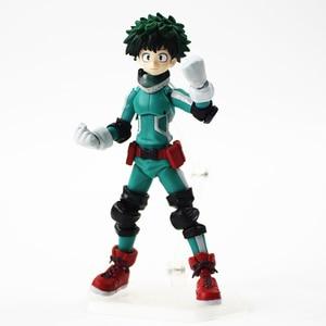 Image 2 - 15cm Midoriya Izuku figurine mon héros académique Anime modèle jouet enfants cadeau