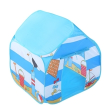 wholesale Folding Kids Toy Tent Play Game House tent Pool Children Tent Outdoor Fun Sports Lawn Game ball pool schylling blow toys hobbies outdoor fun sports toy ball foam floating ball game children wooden education kids baby gift