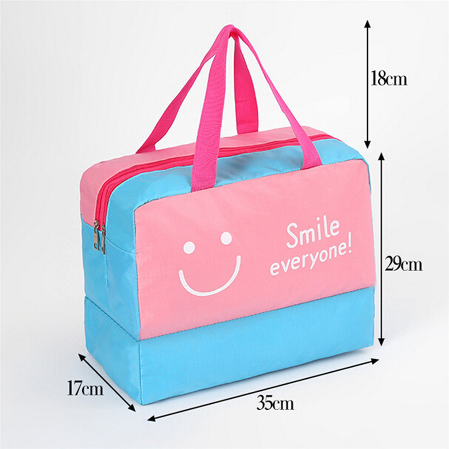2019 Multifunctional Storage Swimming Bag Dry And Wet Separation Waterproof Bag Beach Waterproof Swimming Bag For Phone 40J13