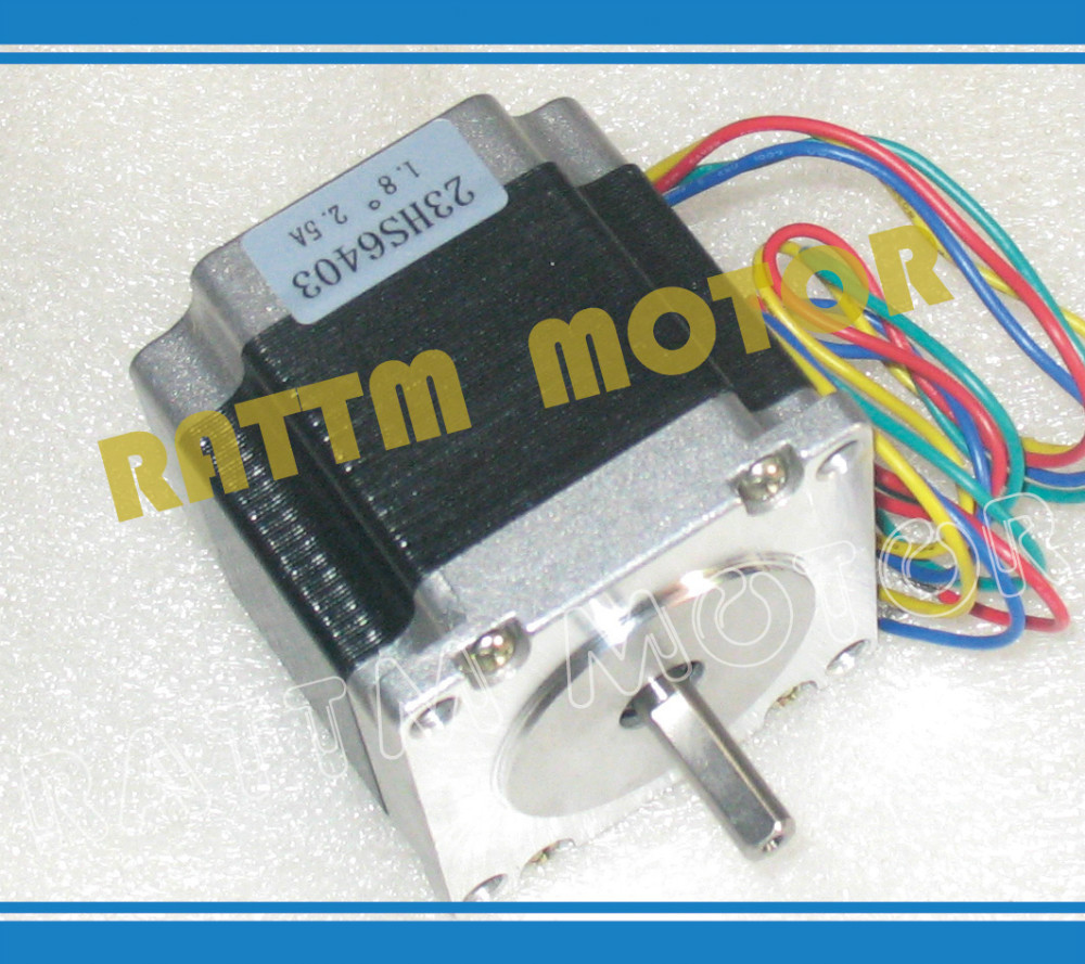 NEMA23 165 Unzen-in CNC schrittmotor schrittmotor/2.5A