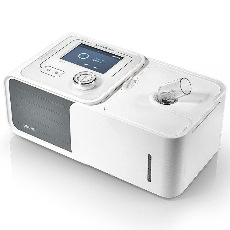 Wsparcie życia Auto CPAP urządzenie domowe Respirator Respirator sen chrapanie bezdech zatrzymaj chrapanie z nawilżaczem maska wąż torba YU560