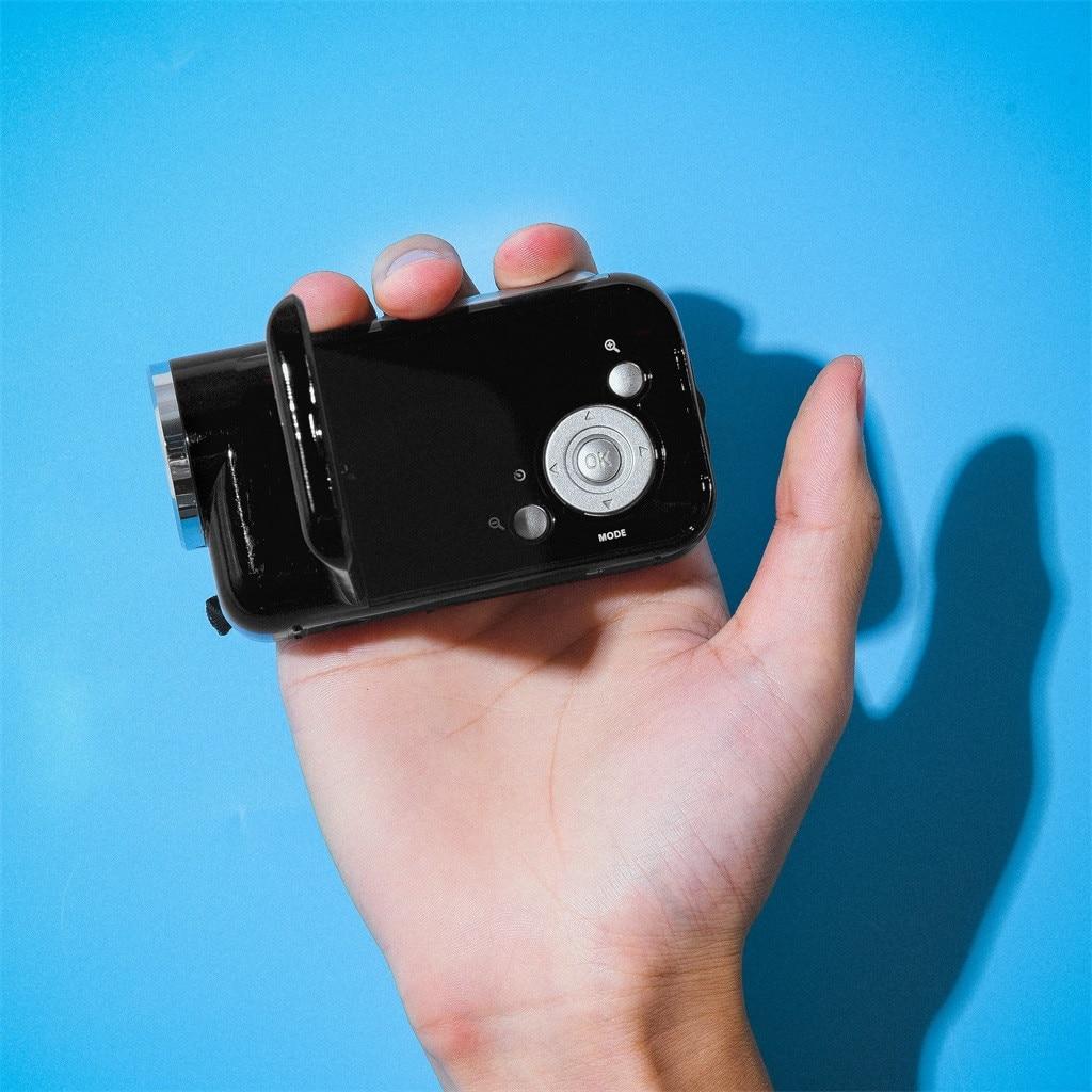 HTB1qnH Ob2pK1RjSZFsq6yNlXXaZ 2019 Video Camcorder HD 720P Handheld Digital Camera 4x Digital Zoom 2.0 inch 28#