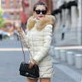 High Quality down Jacket Women Winter Warm Down Coat Thick Warm Hooded Down Cotton Padded coat For Women's Winter down jacket