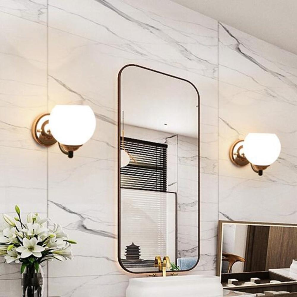 Minimalist Led Crystal Wall Light Lamp For Bedroom Living ...