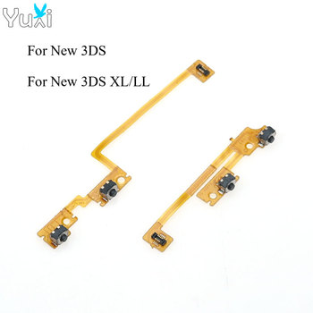 1 set Left Right L R Shoulder Trigger Buttons Switch Flex Cable For New 3DS For New 3DS XL LL Flex cable цена 2017