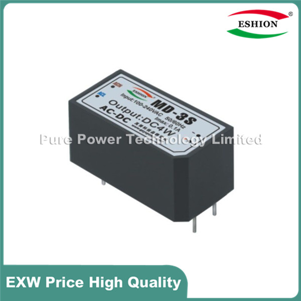 3W 220VAC Input Single 12V DC Output AC-DC Converter 220VAC to 12VDC Power Module